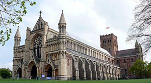 The Cathedral and Abbey Church of St Alban