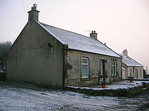Benslie cottages