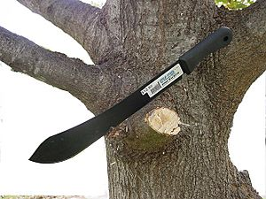 Cold steel machete