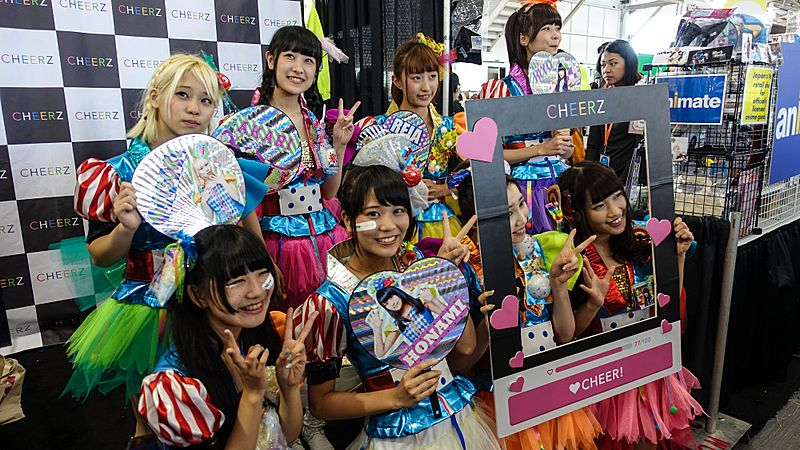 FES☆TIVE at J-pop Summit 2015 03