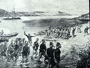 French capture of Danang 1858