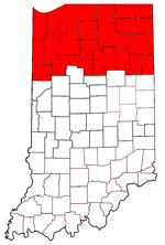 Northen Indiana