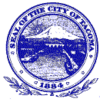 Official seal of Tacoma, Washington