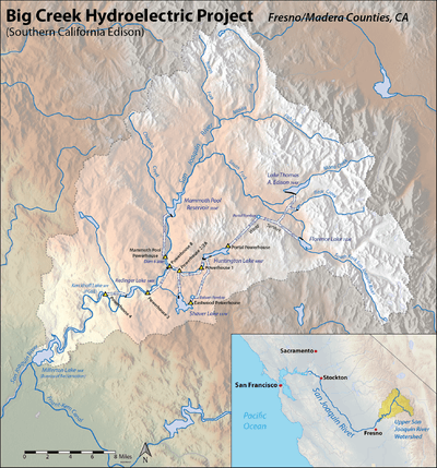 Big Creek Hydroelectric Project