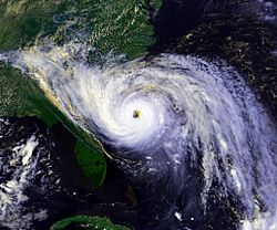 Hurricane Hugo 1989 sept 21 1844Z