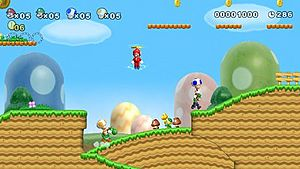 New Super Mario Bros Wii Facts For Kids