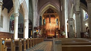 St Peter's Cathedral Nave and Aisle