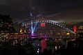 Sydney Harbour New Years Eve 2012-2013