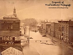1884 Paducah,Kentucky Flood