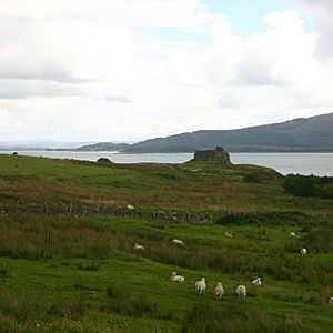 Ardtornish Castle and the Sound of Mull.jpg