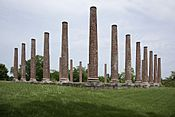 Forks of Cypress Ruins by Highsmith 02