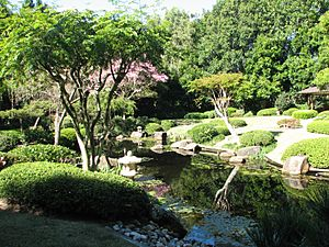 Japanese Gardens at Mt Coot-tha