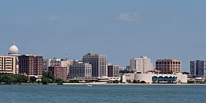 Madison Wisconsin Facts For Kids