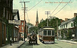 East Main Street, Middletown, NY