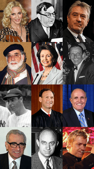 Notable Italian Americans