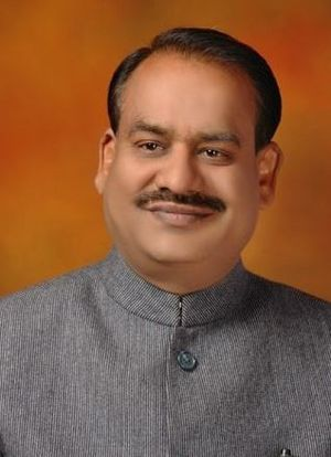 Om Birla Member of Parliament Rajasthan India.jpg