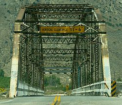 Santa Ana River Bridge