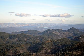 View from Mount Saint Helena 5