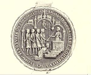 Arbroath Abbey Seal 01