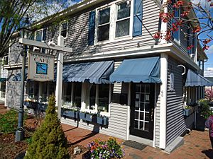 Cafe in Basking Ridge New Jersey