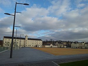 Ebrington Square, Derry,