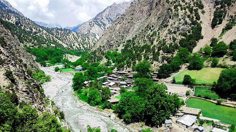 Rumbur Valley - Kalash