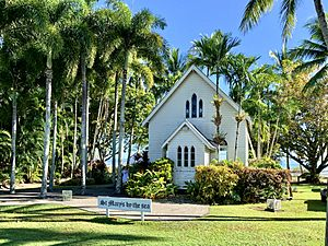 St Mary's by the Sea, Port Douglas, 2020, 02.jpg