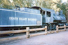 1993 death valley furnace creek museum