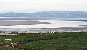 Across-morecambe-bay-at-low-tide