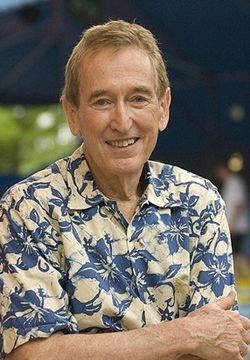 Bob McGrath Sesame Place headshot