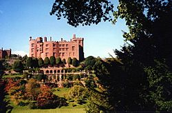 Powys Castle - geograph.org.uk - 1022687