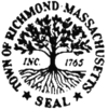 Official seal of Richmond, Massachusetts