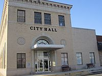 Sonora, TX, City Hall IMG 1361