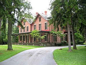 Spiegel Grove (Rutherford B. Hayes Summer Home)