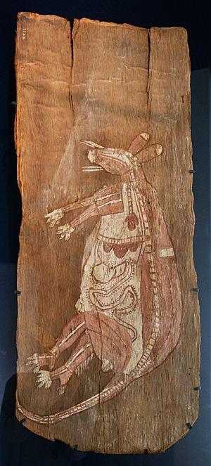 Aboriginal Art Facts For Kids
