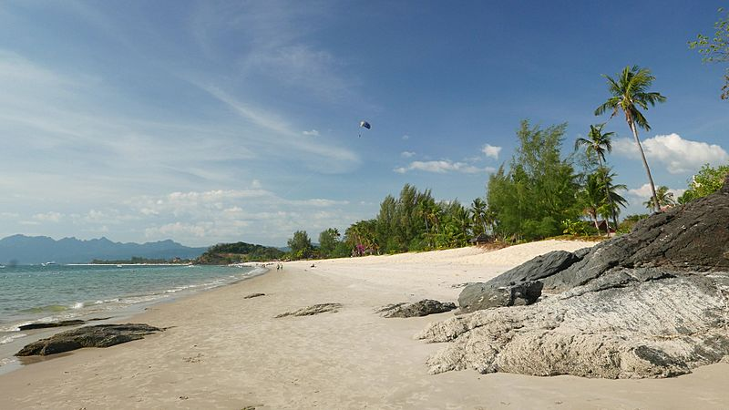 Cenang Beach view, Langkawi