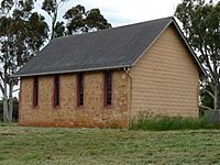 Mintaro church 1