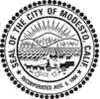 Official seal of Modesto, California
