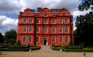 The Dutch House at Kew Palace