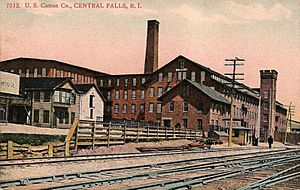 U.S. Cotton Co., Central Falls, RI