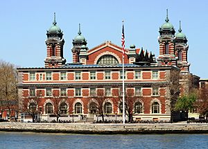 USA-NYC-Ellis Island crop
