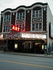 Art Theater Champaign