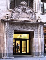 Bayard-Condict Building entrance