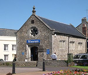 Honiton Town Museum - geograph.org.uk - 46357