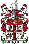 Coat of arms of Stoke-on-Trent
