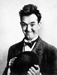 Stan Laurel c1920