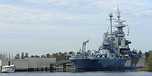 USS North Carolina-27527