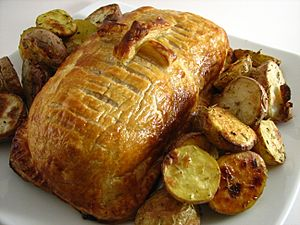 Beef Wellington - Whole
