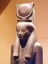 Egypt.Hathor