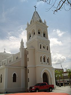 Humacao, Puerto Rico church